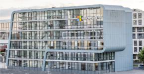 Les locaux de Microsoft - IStock
