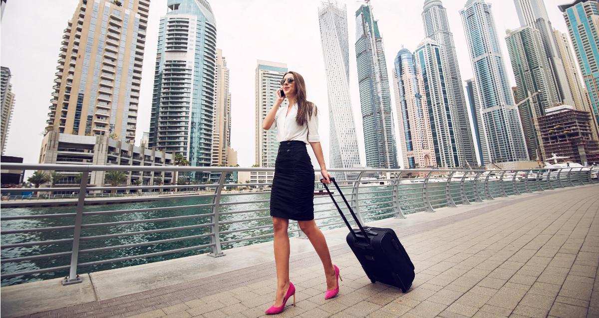 100 français s'expatrient chaque mois à Dubaï - IStock