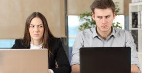 Mauvaise relation au travail (Istock)