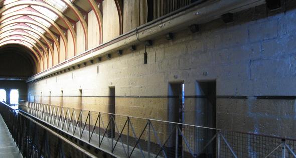 Intérieur d'une prison (Istock)