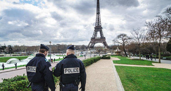 Police Nationale (Istock)