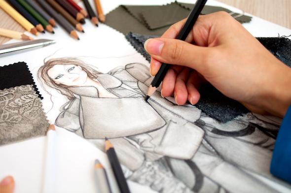 dessinateur-designer-vêtement