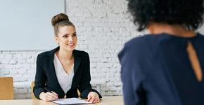 Entretien d'embauche (Istock)