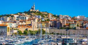 Vue sur Marseille (Istock)
