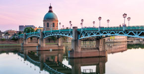 Toulouse, ville rose (Istock)